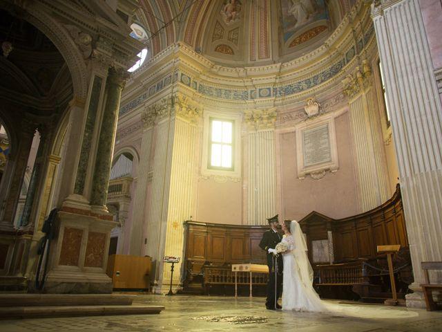 Il matrimonio di Damiano e Francesca a Roma, Roma 104