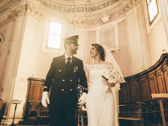 Il matrimonio di Damiano e Francesca a Roma, Roma 105