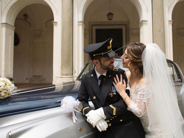 Il matrimonio di Damiano e Francesca a Roma, Roma 108