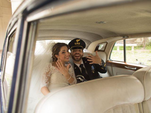 Il matrimonio di Damiano e Francesca a Roma, Roma 110
