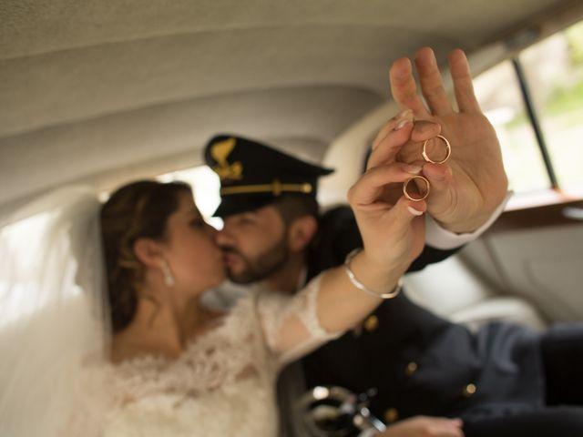 Il matrimonio di Damiano e Francesca a Roma, Roma 111