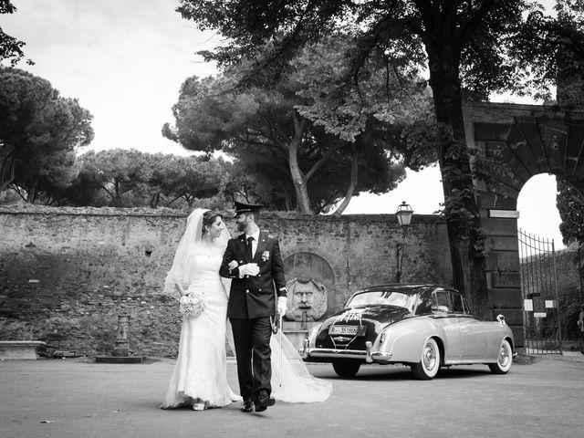 Il matrimonio di Damiano e Francesca a Roma, Roma 112