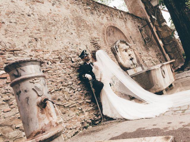 Il matrimonio di Damiano e Francesca a Roma, Roma 113
