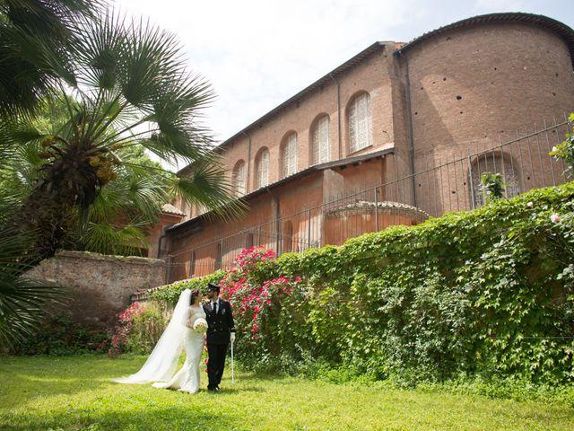Il matrimonio di Damiano e Francesca a Roma, Roma 115
