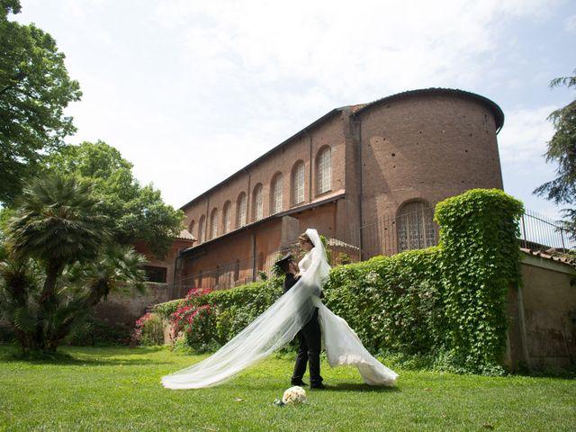 Il matrimonio di Damiano e Francesca a Roma, Roma 116