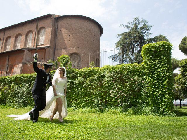 Il matrimonio di Damiano e Francesca a Roma, Roma 117
