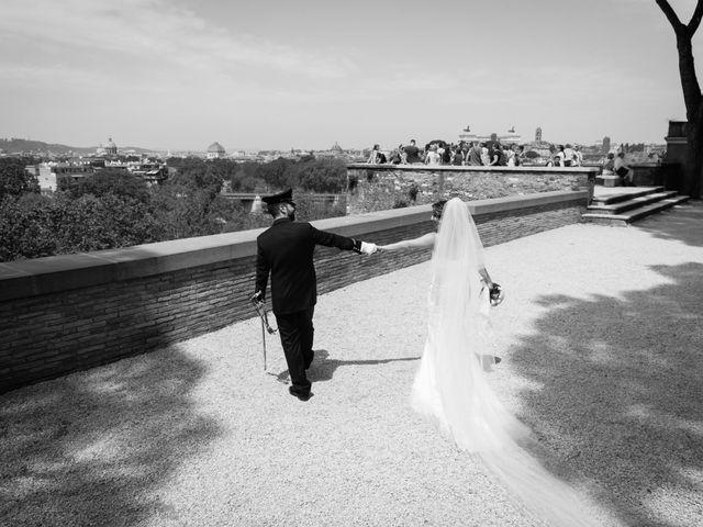 Il matrimonio di Damiano e Francesca a Roma, Roma 120