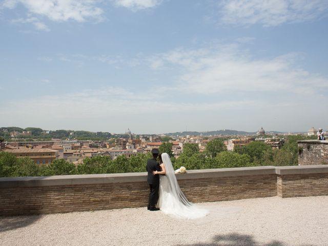 Il matrimonio di Damiano e Francesca a Roma, Roma 121