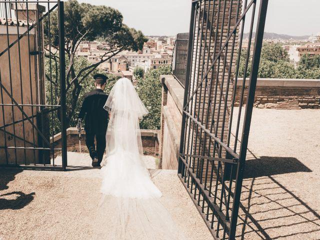 Il matrimonio di Damiano e Francesca a Roma, Roma 122