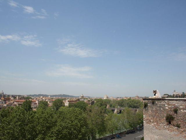 Il matrimonio di Damiano e Francesca a Roma, Roma 125