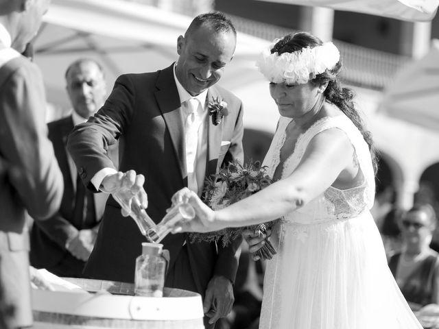 Le nozze di Simona e Rudi