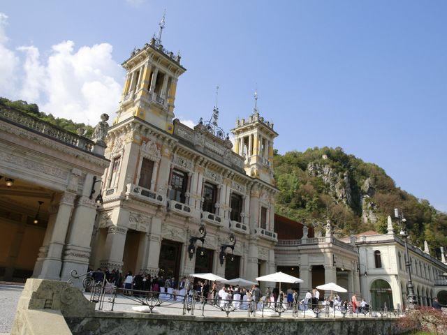 Il matrimonio di Giuliano e Lorena a San Pellegrino Terme, Bergamo 3