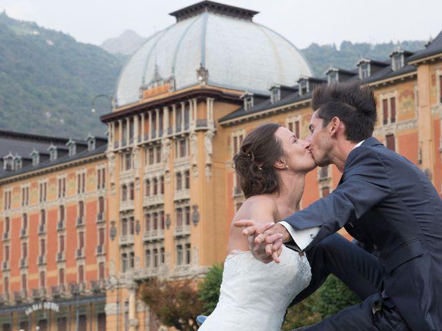 Il matrimonio di Giuliano e Lorena a San Pellegrino Terme, Bergamo 8