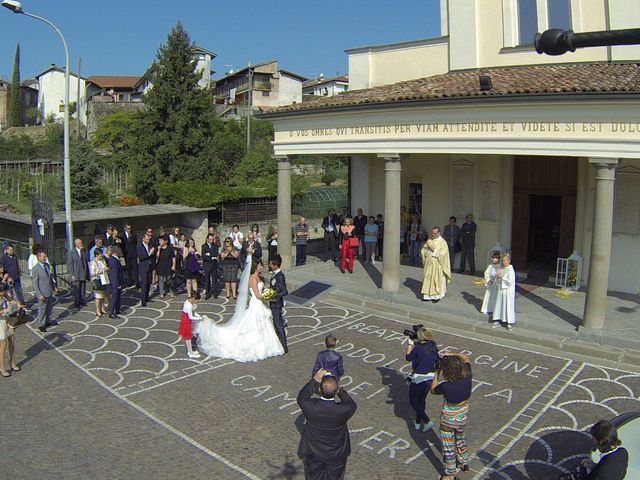 Il matrimonio di Giuliano e Lorena a San Pellegrino Terme, Bergamo 16