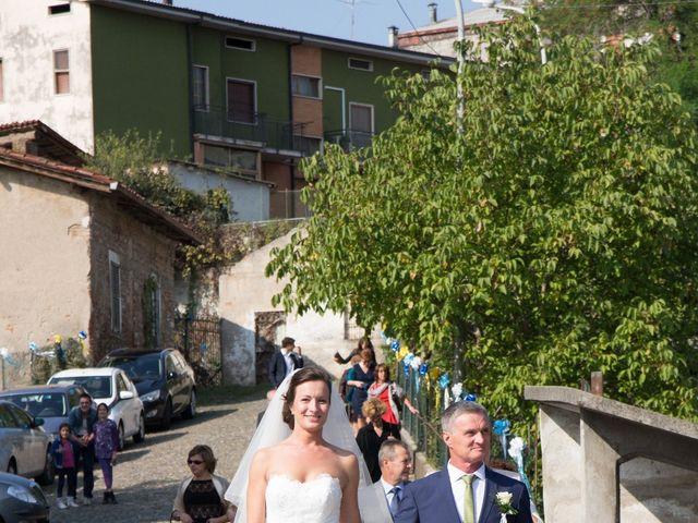 Il matrimonio di Giuliano e Lorena a San Pellegrino Terme, Bergamo 17
