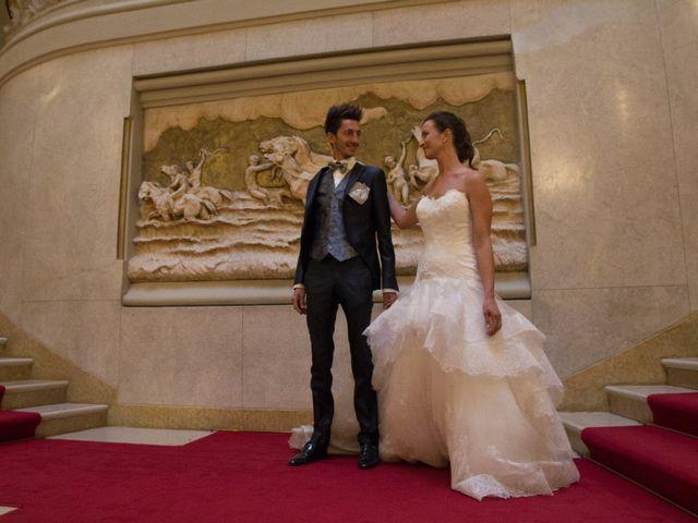 Il matrimonio di Giuliano e Lorena a San Pellegrino Terme, Bergamo 22