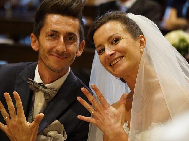 Il matrimonio di Giuliano e Lorena a San Pellegrino Terme, Bergamo 27