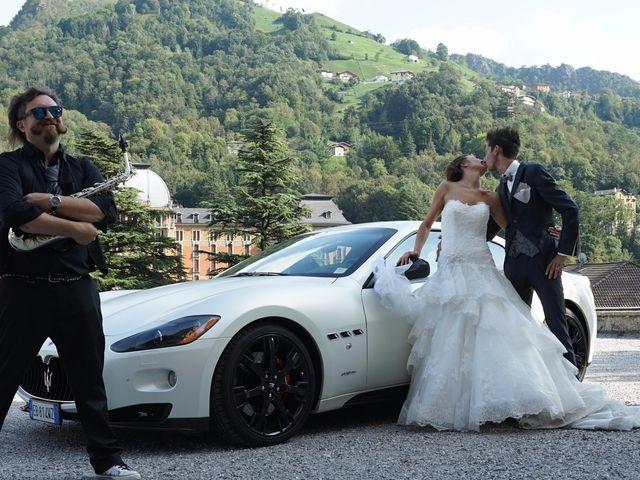 Il matrimonio di Giuliano e Lorena a San Pellegrino Terme, Bergamo 30