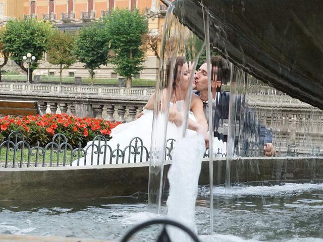 Il matrimonio di Giuliano e Lorena a San Pellegrino Terme, Bergamo 1