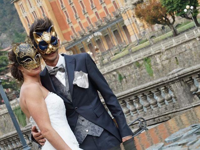 Il matrimonio di Giuliano e Lorena a San Pellegrino Terme, Bergamo 2