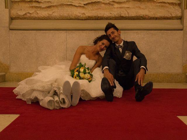 Il matrimonio di Giuliano e Lorena a San Pellegrino Terme, Bergamo 39