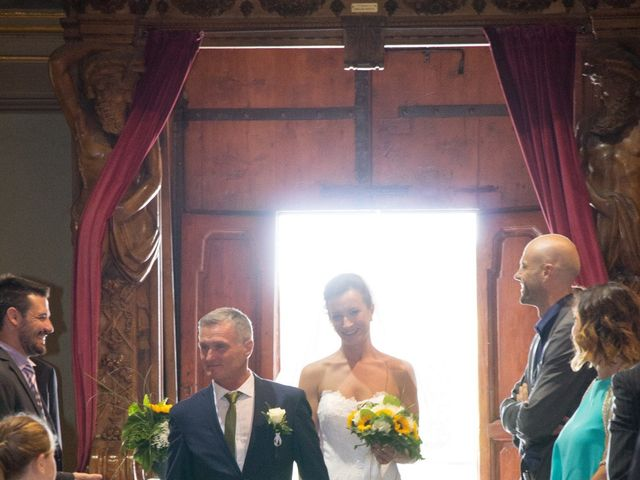 Il matrimonio di Giuliano e Lorena a San Pellegrino Terme, Bergamo 41