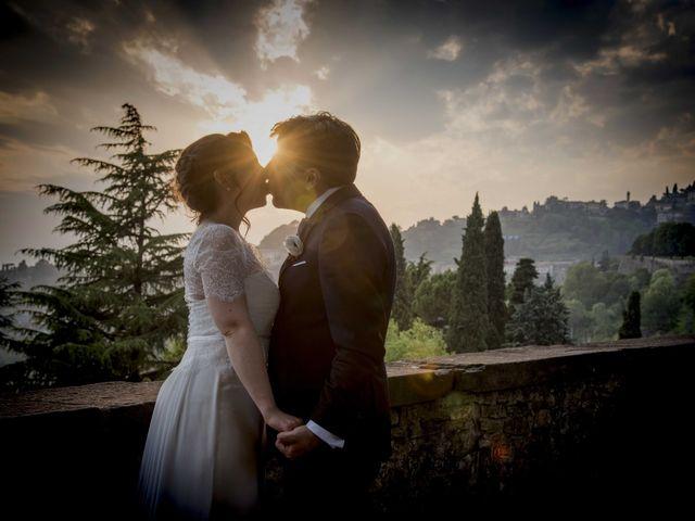 le nozze di Giusy e Salvatore
