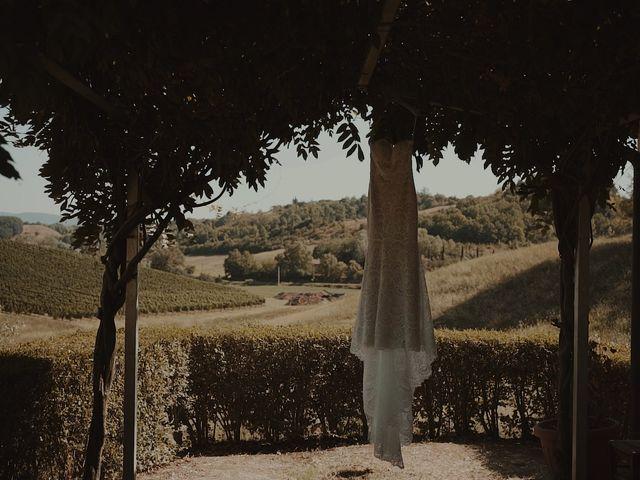 Il matrimonio di Raïssa Faber e Mike Van Den Heuvel a Arezzo, Arezzo 1
