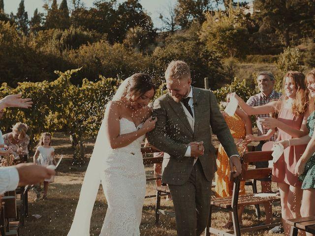 Le nozze di Mike Van Den Heuvel e Raïssa Faber