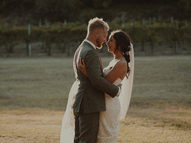 Il matrimonio di Raïssa Faber e Mike Van Den Heuvel a Arezzo, Arezzo 6