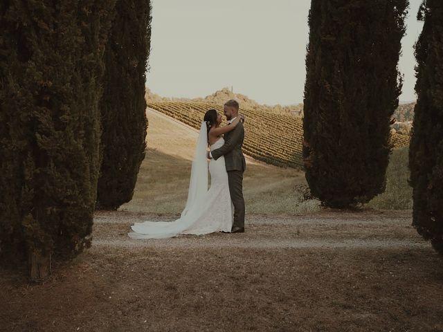 Il matrimonio di Raïssa Faber e Mike Van Den Heuvel a Arezzo, Arezzo 8