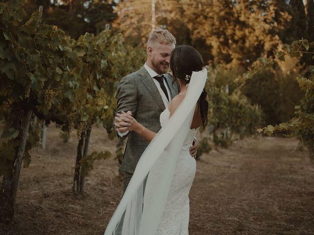 Il matrimonio di Raïssa Faber e Mike Van Den Heuvel a Arezzo, Arezzo 9