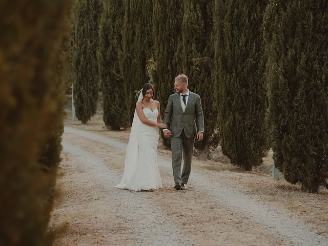 Il matrimonio di Raïssa Faber e Mike Van Den Heuvel a Arezzo, Arezzo 10