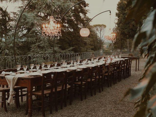 Il matrimonio di Raïssa Faber e Mike Van Den Heuvel a Arezzo, Arezzo 12