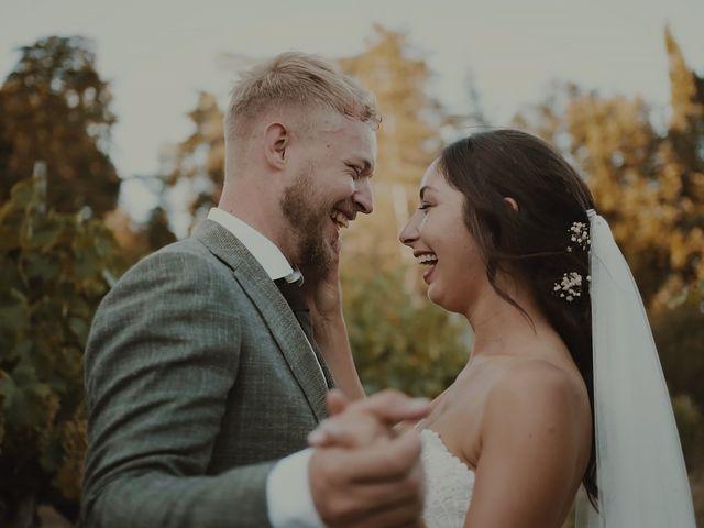 Il matrimonio di Raïssa Faber e Mike Van Den Heuvel a Arezzo, Arezzo 19