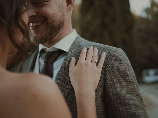 Il matrimonio di Raïssa Faber e Mike Van Den Heuvel a Arezzo, Arezzo 20