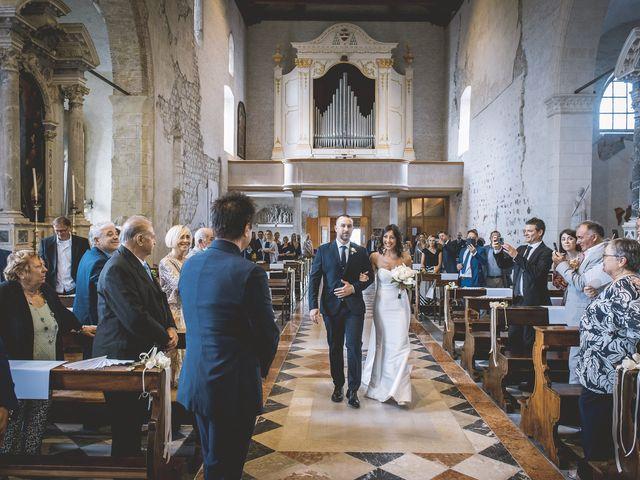 Il matrimonio di Marco e Sara a Venzone, Udine 17