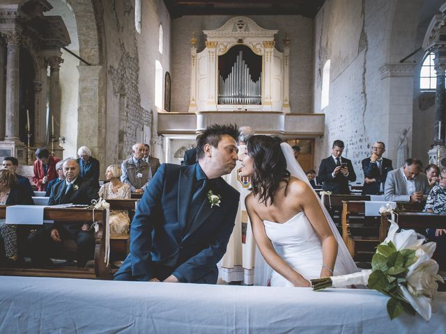 Il matrimonio di Marco e Sara a Venzone, Udine 24