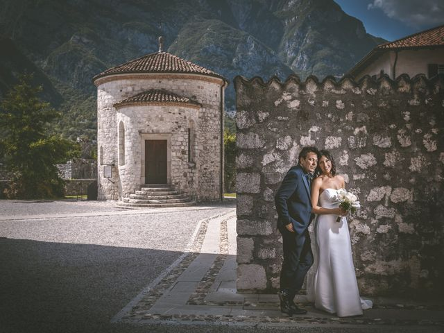 Il matrimonio di Marco e Sara a Venzone, Udine 28