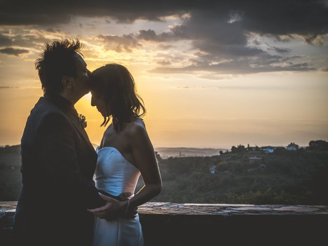 Le nozze di Sara e Marco