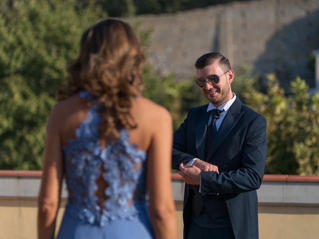 Il matrimonio di Rossella e Orlando a Castel San Giorgio, Salerno 6