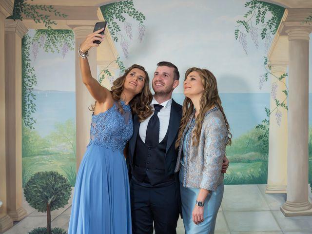 Il matrimonio di Rossella e Orlando a Castel San Giorgio, Salerno 8