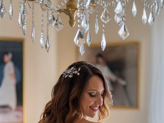 Il matrimonio di Rossella e Orlando a Castel San Giorgio, Salerno 12