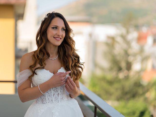 Il matrimonio di Rossella e Orlando a Castel San Giorgio, Salerno 14