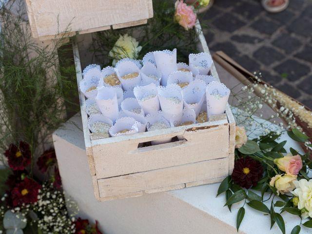 Il matrimonio di Rossella e Orlando a Castel San Giorgio, Salerno 15