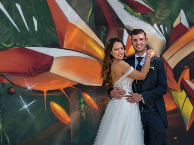 Il matrimonio di Rossella e Orlando a Castel San Giorgio, Salerno 23