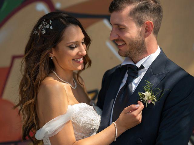 Il matrimonio di Rossella e Orlando a Castel San Giorgio, Salerno 24
