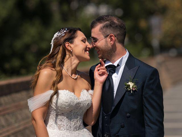 Il matrimonio di Rossella e Orlando a Castel San Giorgio, Salerno 26