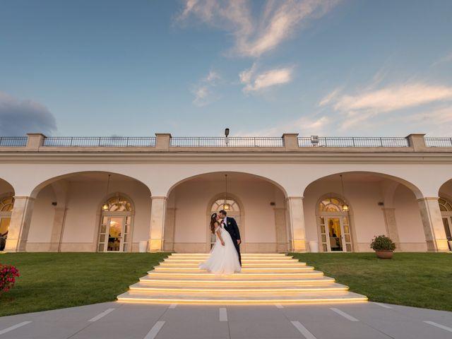 Il matrimonio di Rossella e Orlando a Castel San Giorgio, Salerno 2