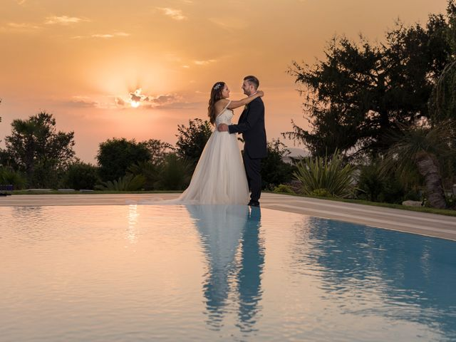 Il matrimonio di Rossella e Orlando a Castel San Giorgio, Salerno 28